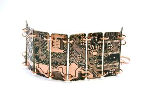 Circuit Board Cuff 2 Alternate by jupiter-storm