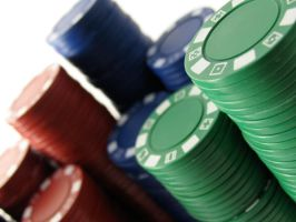 Stock - Poker Chip Series 5 by mystockphotos