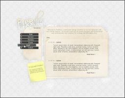 Freeflow - design site idea by Xfirus