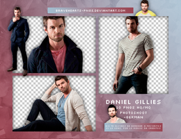 Pack png 337: Daniel Gillies by BraveHearts-PNGS