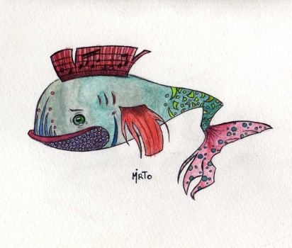 fish by violist2corpse