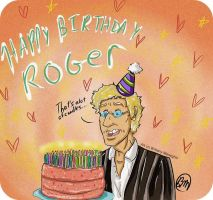 HAPPY BURFFFDAY ROG by unconsciousargentine