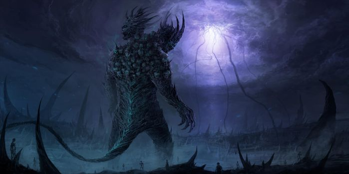 Grave Eater by ChrisCold
