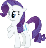 rarity vector by shadowandtwilight