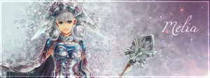 Xenoblade Chronicles - Melia Antiqua by KeyCrystal