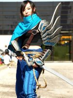 Yasuo by steelphunk