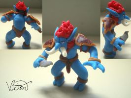 Troll stalker by VictorCustomizer