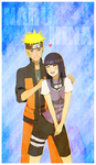 NaruHina: Your smile by SamanthaLi