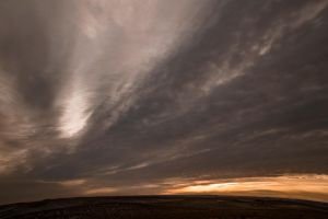Midwestern Sky by BWilliamWest