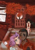 Autumn Days :Commish: by BombChic