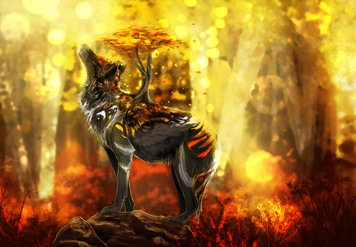 YCH - Autumn: Complete by Amphispiza