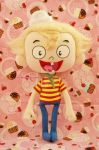 Flapjack Plush by TiffyyyCuppyCake