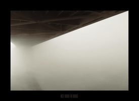 mist under the bridge II by JoannaRzeznikowska