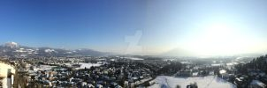 Salzburg Sunlight by littlewaysoul