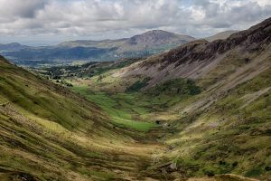 Views from above Blaenau by CharmingPhotography