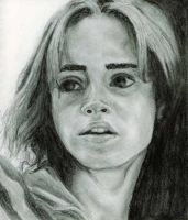 Emma Watson as Hermione in PoA by DKCissner