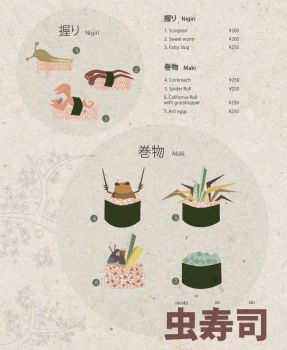 The future of Sushi by tiger-balm