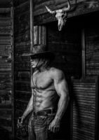 The Last Cowboy by vishstudio