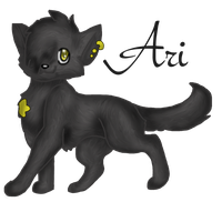 art trade ari by Shadowfoxnjp