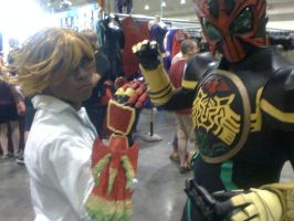 Otakon 11: Ankh and OOOs by RJTH