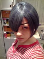 Ciel Wig test by black-ravens-blood