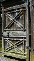 Imperial Palace Kyoto Door by thecomingwinter