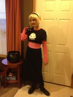 Rose Lalonde Cosplay by supermonkey3