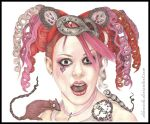 Emilie Autumn II by DDaniela