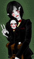 I want to play a game... by Bampire