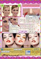 Makeup by photoshop 5 by midnight-Nany