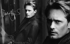 Alexander Skarsgard Wallpaper by Achillies2288