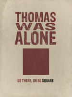 Thomas Was Alone by theedarkhorse