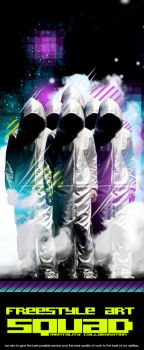 freestyle art squad by freestyle-art