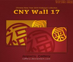 CNY Wall 17 by Caffery