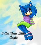Amanda Is Your Little Angle by shadowlover2008