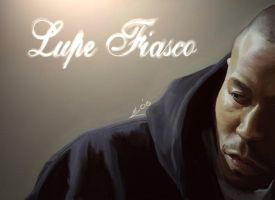 Lupe Fiasco by karl-anthony