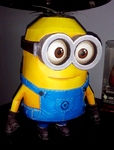 Minion Papercraft by Sabi996
