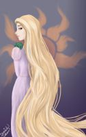 Let Down Your Hair by Sekhmet-Heart