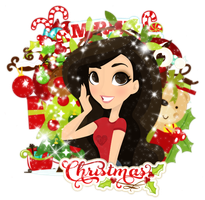 {Christmas ID #1} by Julieta7599
