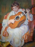 Renoir Reproduction by SnowyBunny16