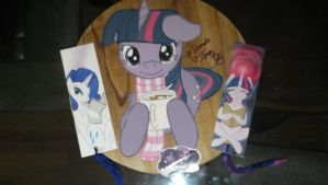 Twilight Acrylic Plaque - Signed by farondk