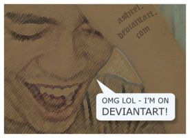 The Deviation of Me by ashrel