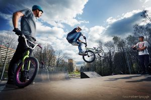 BMX #1 by pajakrobert