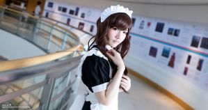 Original Maid (Lapis) by Photo-By-L