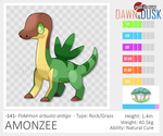 141 - AMONZEE by Lucas-Costa