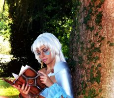 Kida and the Shepherd's Journal by Lady-Ragdoll