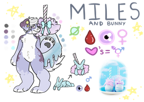 miles feat.: bunny by bunnylungs