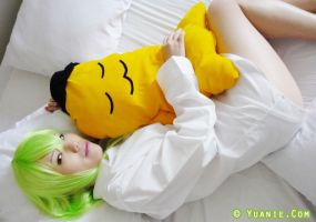 Bedtime ... by yuanie