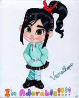 Vanellope is Adorable! by Gryffingirl77