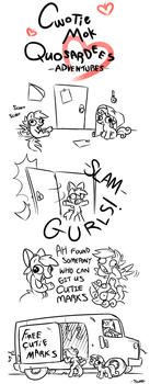 CM...Q ... adventures by Spurkeht